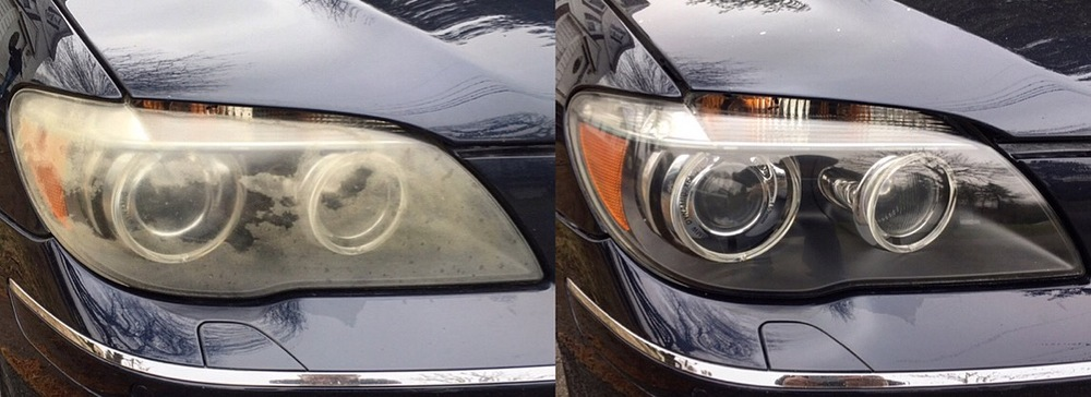 Clean Working Headlights Could Save your Life