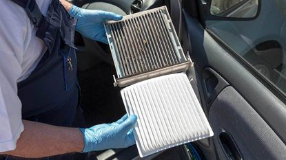 A/C Not Blowing Hard? Check the Cabin Air Filter
